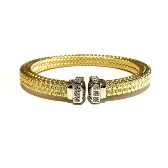 Tiwa Sterling Cuff bracelet