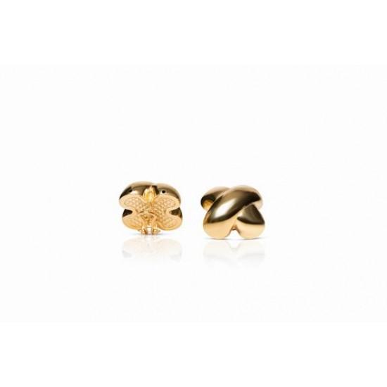 Mia Large stud earrings