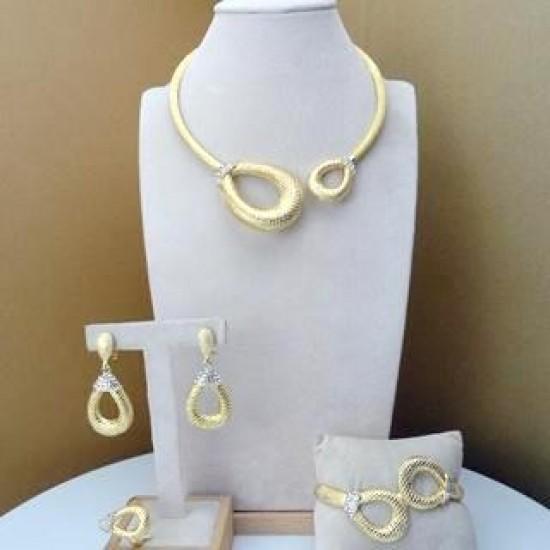 Rita Choker,Necklace set